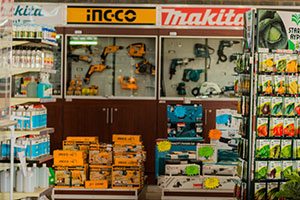 Power Tool Products | Zincover D.I.Y. cc | Postmasburg Building & Hardware Store