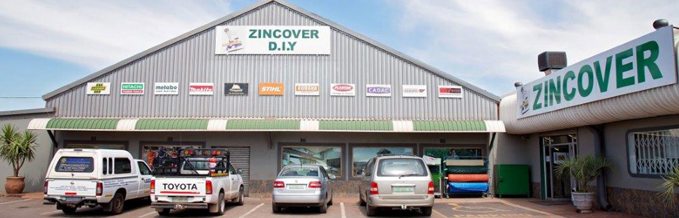 Zincover DI.Y. cc | Postmasburg Building & Hardware Store